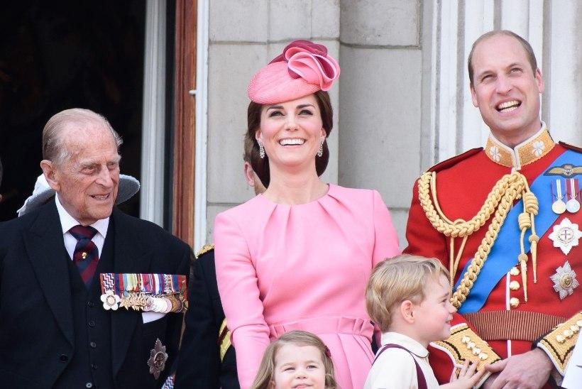 Prints William andis infot oma vanaisa Philipi tervisliku seisundi kohta