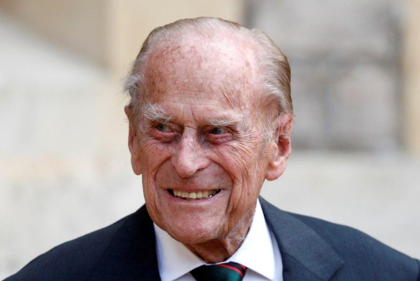 Prints Philip jääb veel mitmeks päevaks haiglavoodisse. Prints Edward: hoiame pöidlaid pihus!