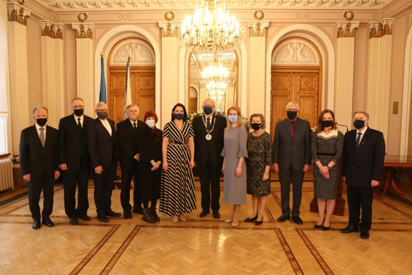 GALERII | Kaja Kallas riigipreemiate üleandmisel: väikse rahvana hindame eriti neid, kes teevad meid suuremaks