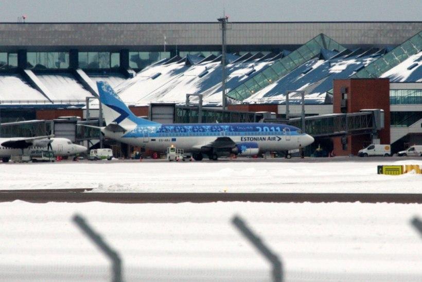 KAAPERDAMINE?! Tallinnast õhku tõusnud lennuki saaga läheb üha kummalisemaks