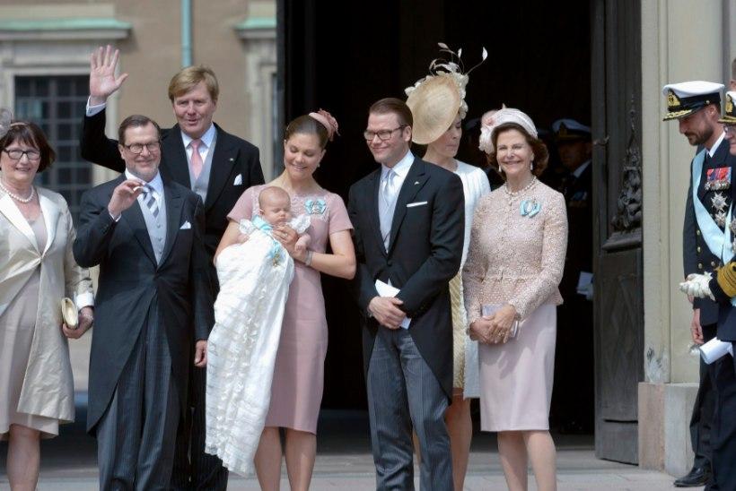 VÄRSKED FOTOD: tulevane Rootsi valitseja Estelle sai juba üheksa-aastaseks!