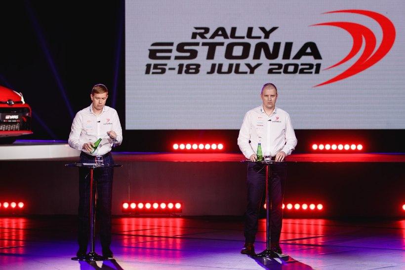 TEENETEMÄRK 2021 | Rally Estonia korraldaja: maailm on tasakaalus – koroona tõi Eestisse WRC-etapi, seesama koroona jätab nüüd ära piduliku ordenitseremoonia