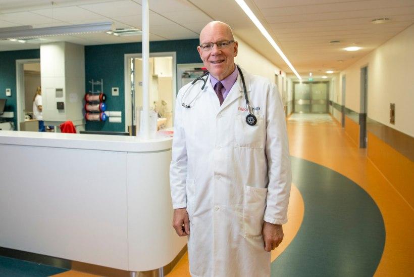 KÕRGE TUNNUSTUS: Tallinna Tehnikaülikool valis aasta teadlaseks kardioloog Margus Viigimaa