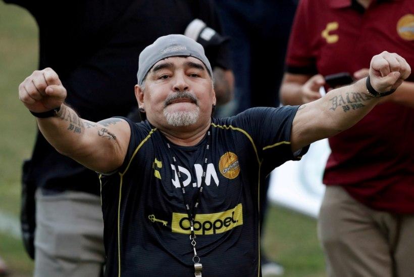 TÕE OTSIMINE JÄTKUB | Maradona surma selgitamiseks astuti järjekordne samm