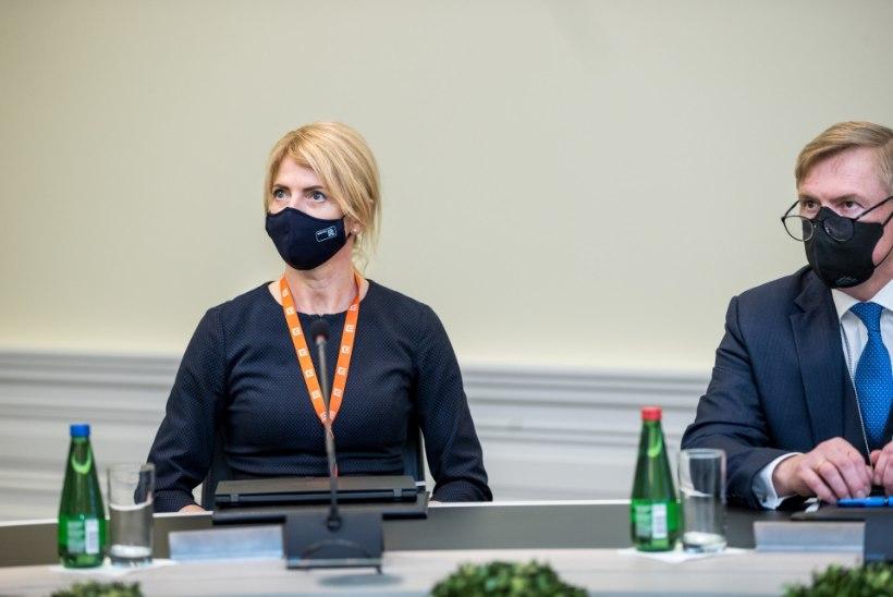 Välisminister Liimets euroliidu kehtestatud sanktsioonidest: meie eesmärk pole igal kohtumisel Venemaast rääkida