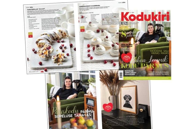 Lugejakirjad | Kodukirja lugejate muljeid veebruari ajakirjast