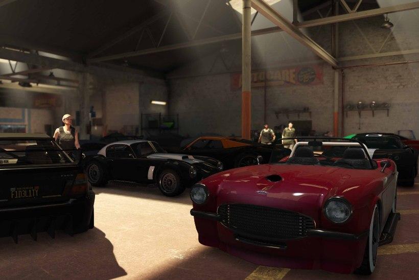 """Ameerika osariik tahab ära keelata mänguseeria """"GTA"""", sest noored varastavad autosid"""