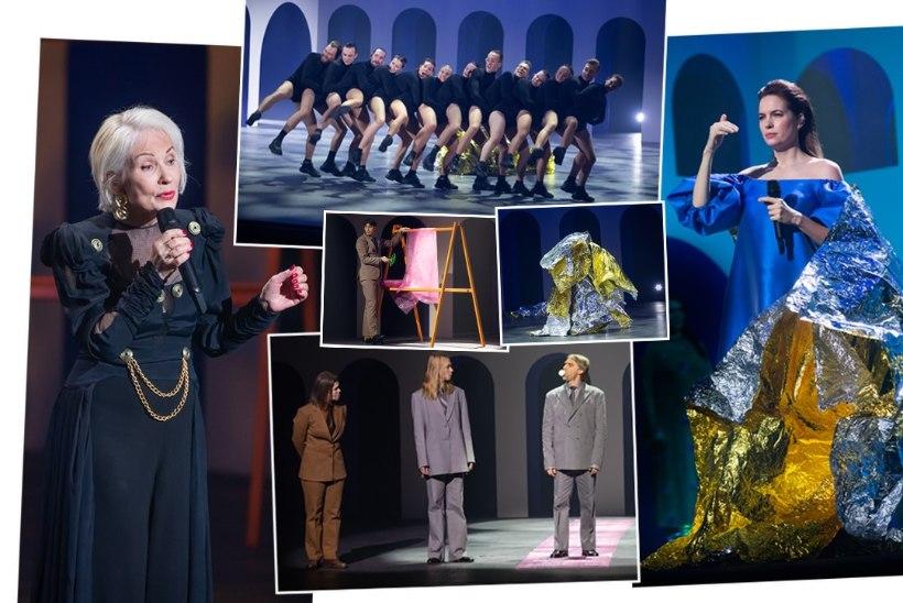 GALERII | Aastapäevakontsert 2021: Juri Lotman, nätsumullid, armuvalus vaala nutulaul ja Goldbergi masin
