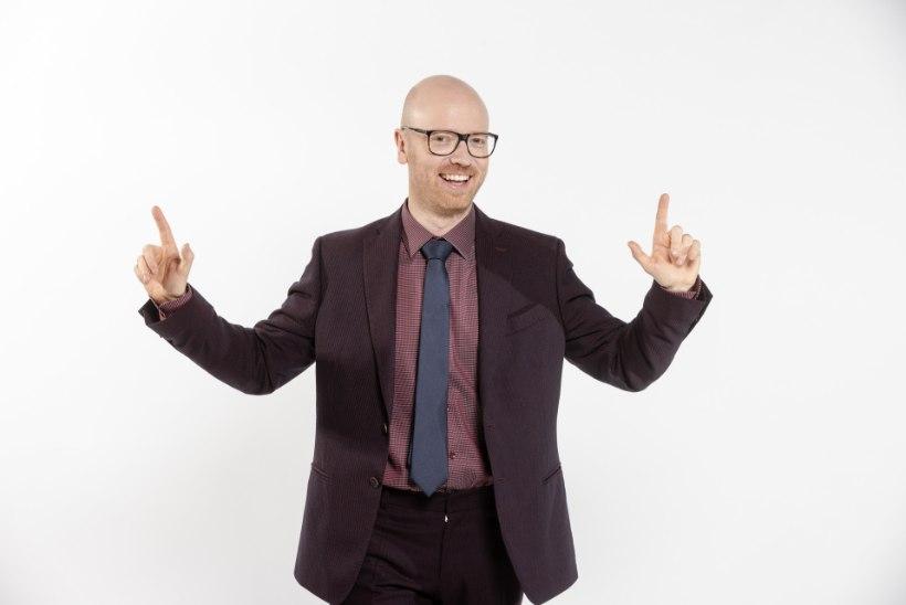 Mart Normetist saab saatejuht: on väikestviisi ime, et Jüri Pihel mind kohe eetrisse lubab!