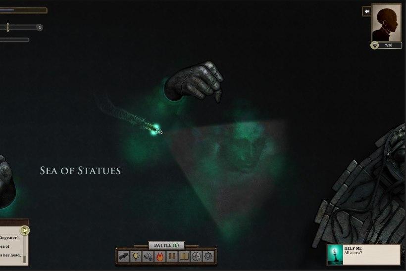 Epic Gamesi poe seekordne tasuta mäng seob kokku õuduse, avastamisrõõmu ning hullumeelsuse