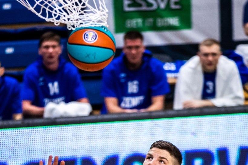 Kalev/Cramo alistas Tartu Ülikooli 42 punktiga