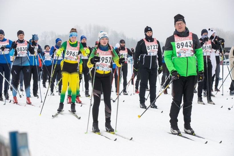 Kolm Tartu maratoni osavõtjat andsid positiivse koroonaproovi. Võistluste meditsiinipealik: paanikaks pole põhjust