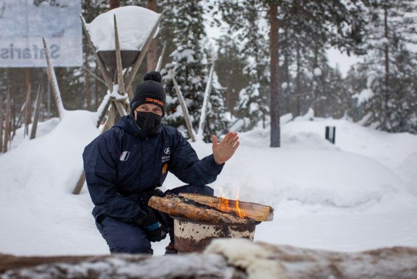 BLOGI | Tänak ja Järveoja võitsid Arktika ralli!