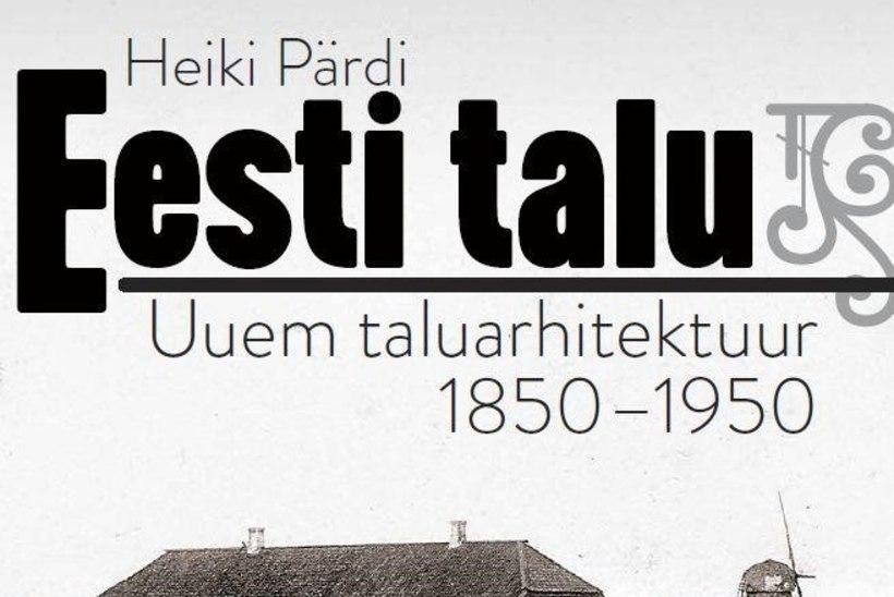 Naistelehe kultuuriuudised: vaata närvikõdi tekitavat seriaali või avasta Eesti taluarhitektuuri