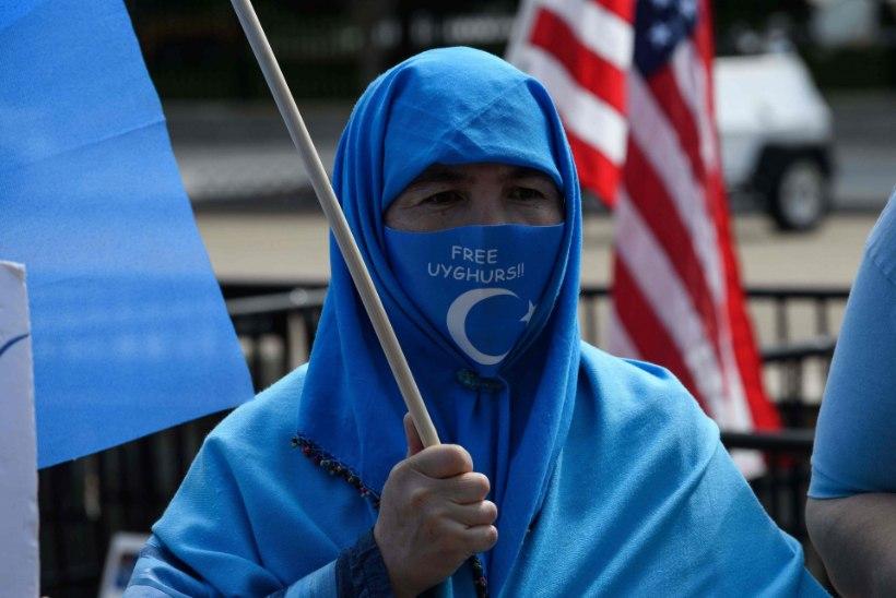 STERILISEERIMINE JA SUNNITÖÖ: uiguuride kohtlemine Hiinas võtab üha rohkem genotsiidi nägu