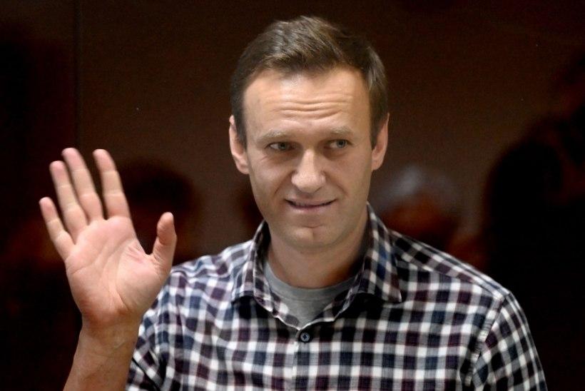 Vene vanglateenistuse juht: karistuskolooniasse viidud Navalnõi tervis ega elu pole ohus