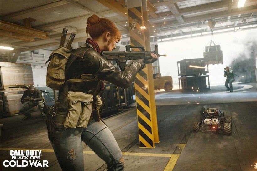 """""""Call of Duty"""" võtab kettal nii palju ruumi, et isegi Activision peab selle eest hoiatama"""