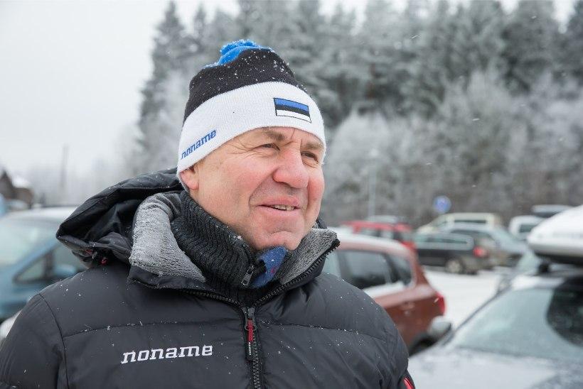 """Eesti suusakoondise peatreener Soome ajalehele: """"Teen tööd, mida Eestis keegi teine ei tahtnud."""""""