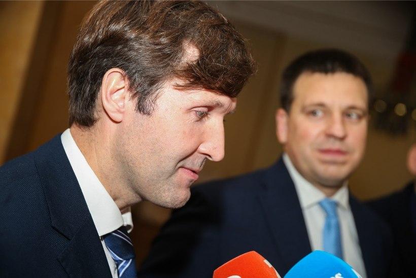Martin Helme: Jüri Ratas sobiks presidendiks, ta on rahvamees ja lepitaja
