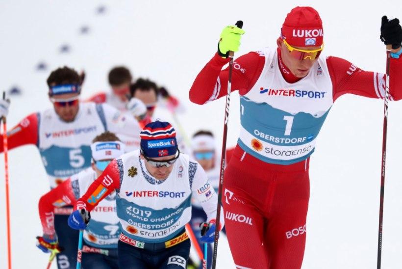 VÕIMAS! Bolšunov võttis norra viisiku üle seljavõidu