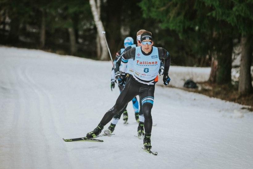 """Määrdemeistriks kehastunud Kersti Kaljulaid pärast Tallinna maratoni: """"Olen väga uhke."""""""