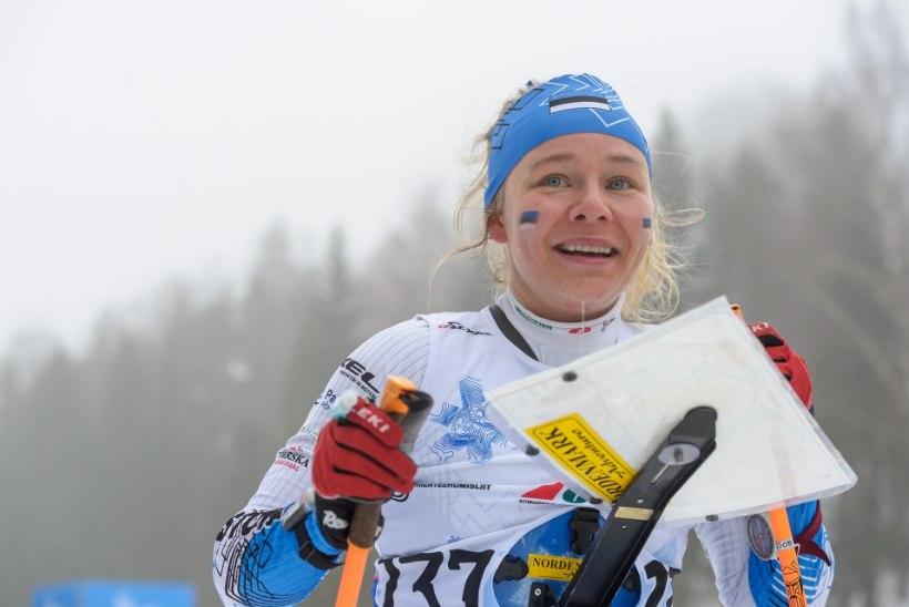 Medalisaju korraldanud Daisy Kudre: tahtsin kodumaal hästi võistelda