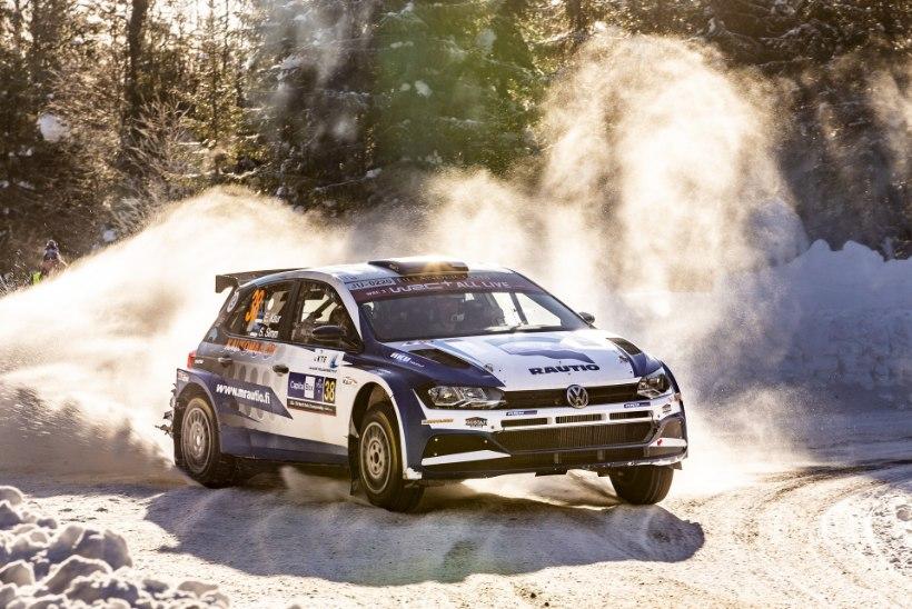 TRIUMF TOYOTA KODUTANDRIL: Tänak ja Hyundai andsid suurele konkurendile tõsise vastulöögi