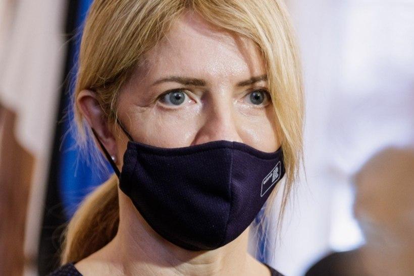 Välisminister Eva-Maria Liimets: nõuame Navalnõi viivitamatut vabastamist!