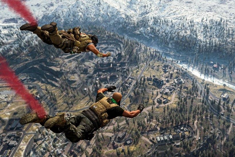 """""""Call of Duty: Warzone"""" ägab jätkuvalt petturite küüsis, mängukeelu sai 60 000 inimest"""