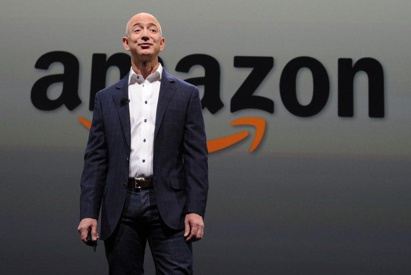 Jeff Bezos lahkub Amazoni juhi kohalt