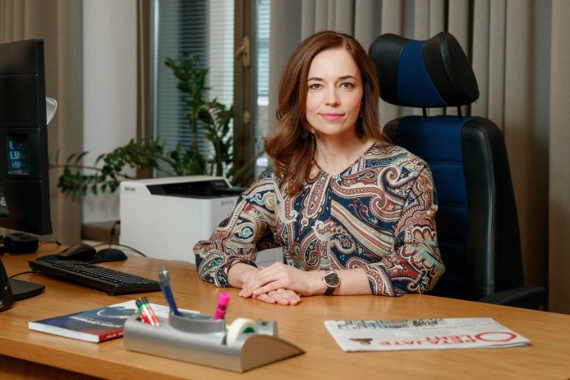 Haridusminister Liina Kersna: õpetajate vaktsineerimine algab veebruari keskel