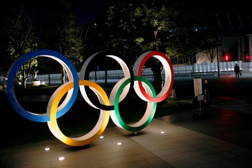 Tokyo olümpial nalja ei mõisteta: kätelda, kallistada ja seksida ei tohi!