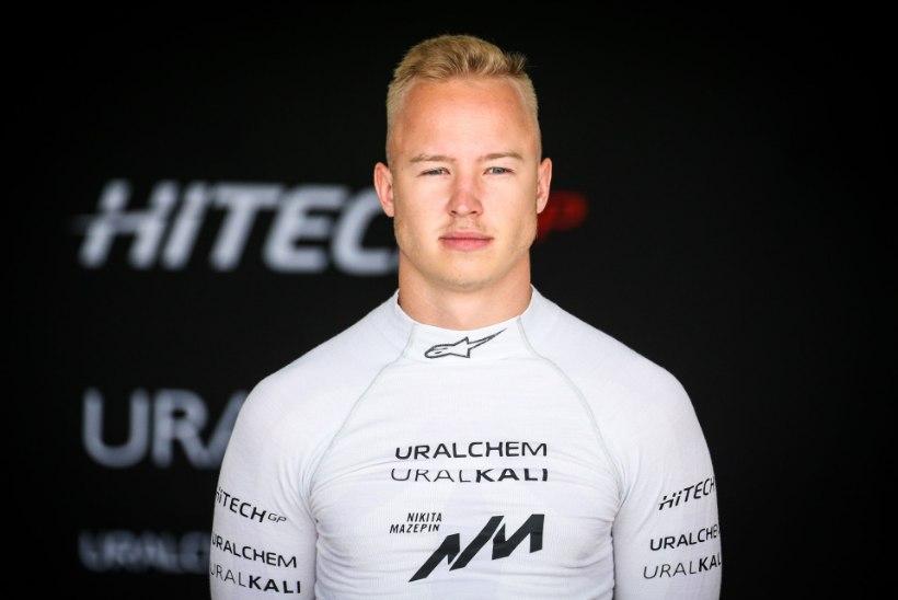 JÄRJEKORDNE PAHANDUS | Venemaa vormelisõitja sattus enne hooaja algust jälle jamadesse