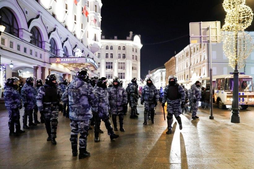 Venemaa saatis riigist välja kolm Euroopa Liidu diplomaati