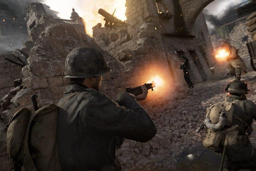 """""""Call of Duty"""" on oma eksistentsi jooksul teeninud enam kui 27 miljardit dollarit"""
