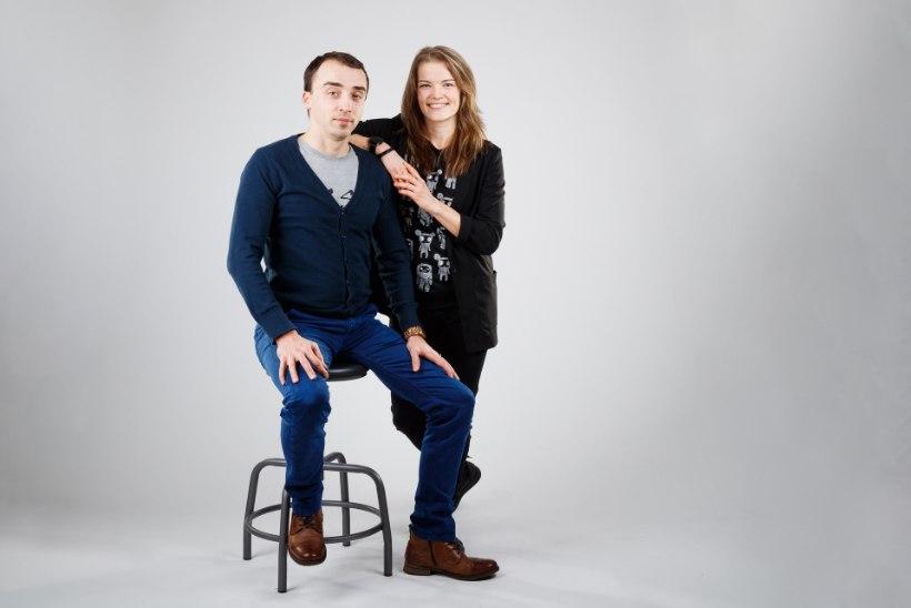 Tiimimängija Katrin ja individualist Martin – perekond Loo spordilood