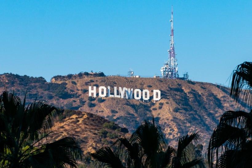 Kuulsa Hollywoodi sildi muutjad vahistati