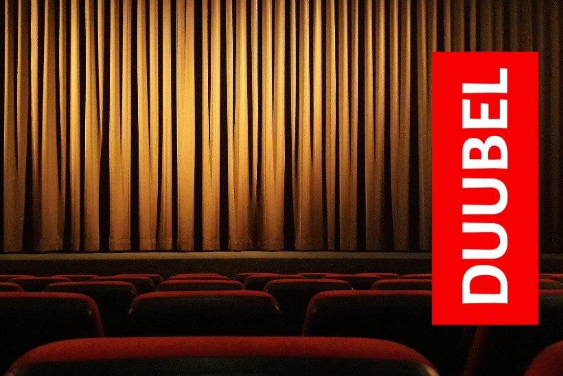 """FILMISAADE """"DUUBEL""""   Kinouksed on lõpuks ometi valla löödud, vaadata tasub ka rämpsfilme!"""