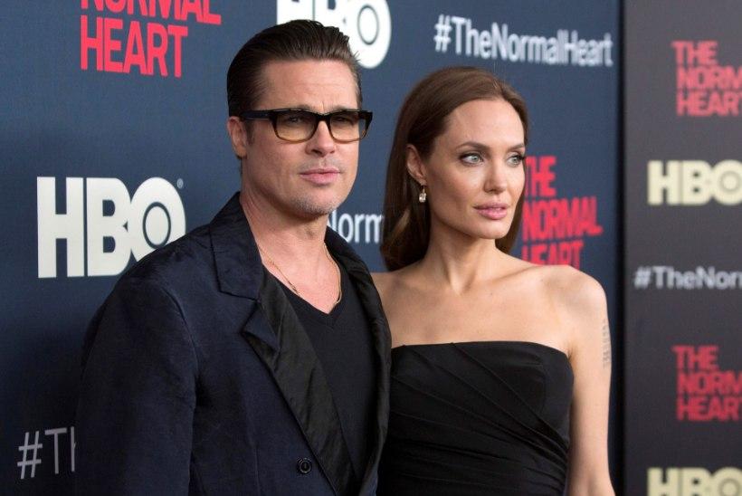 Angelina Jolie pani Brad Pitti hinnalise kingituse oksjonile