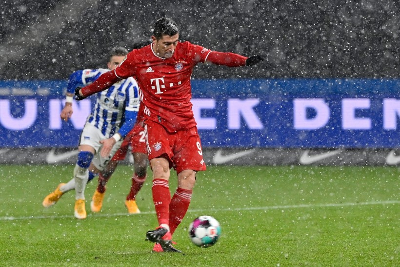 Bayern sai napi võidu ning suurendas liigas edu