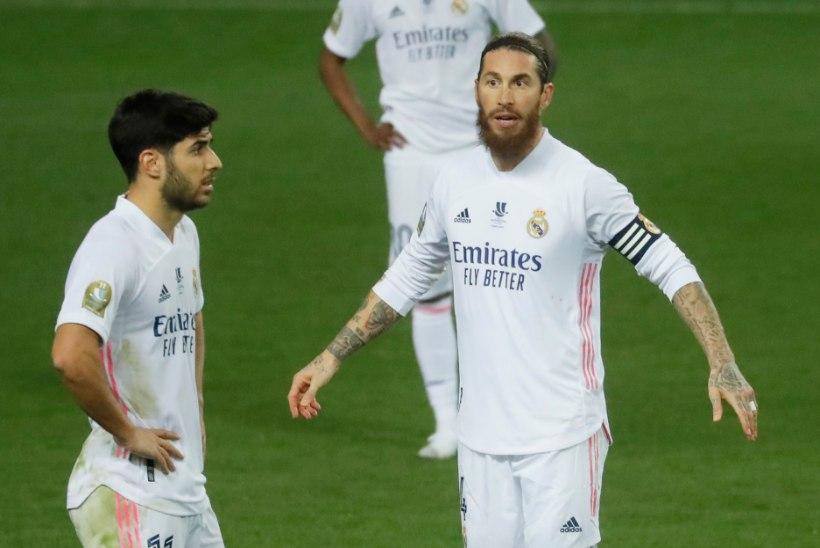 Madridi Real sai enne tähtsat mängu järjekordse tagasilöögi
