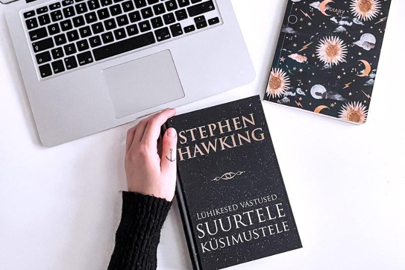 LUGEMISSOOVITUS | Stephen Hawking selgitab, miks me peaksime arvestama Maalt lahkumise võimalusega