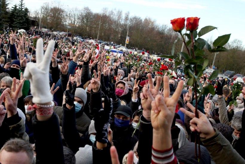 Valgevene nõuab Poolalt opositsiooni väljaandmist