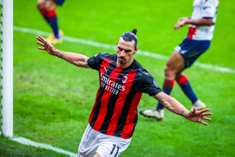 Ibrahimovic püsib pöörases hoos! Mis toimub Klavaniga?