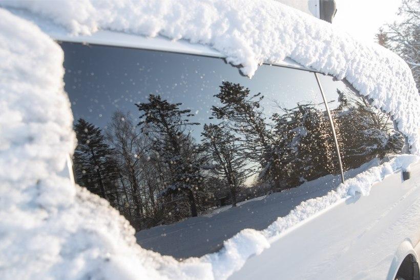 Ilmataat on hoos: ilm läheb ikka külmemaks ja lumisemaks