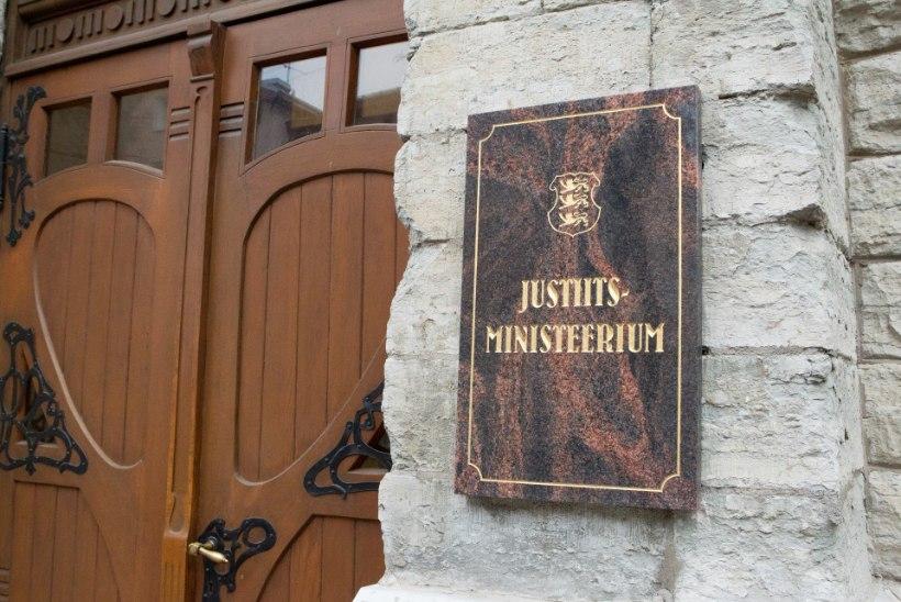 Justiitsministeeriumile kaevati kohtutäiturite peale