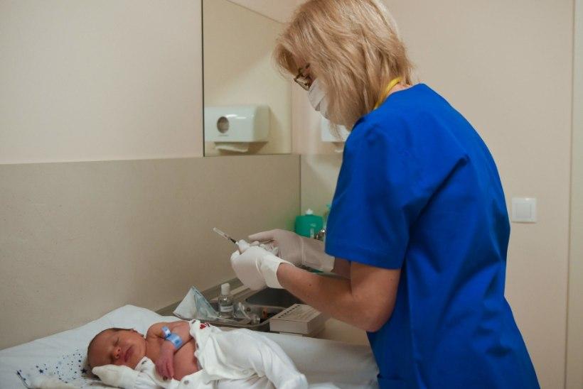 TÕSINE RIKKUMINE TIPPHAIGLAS: vastsündinutele süstiti riknemisohus vaktsiini. Laste vanematele sellest ei räägitud