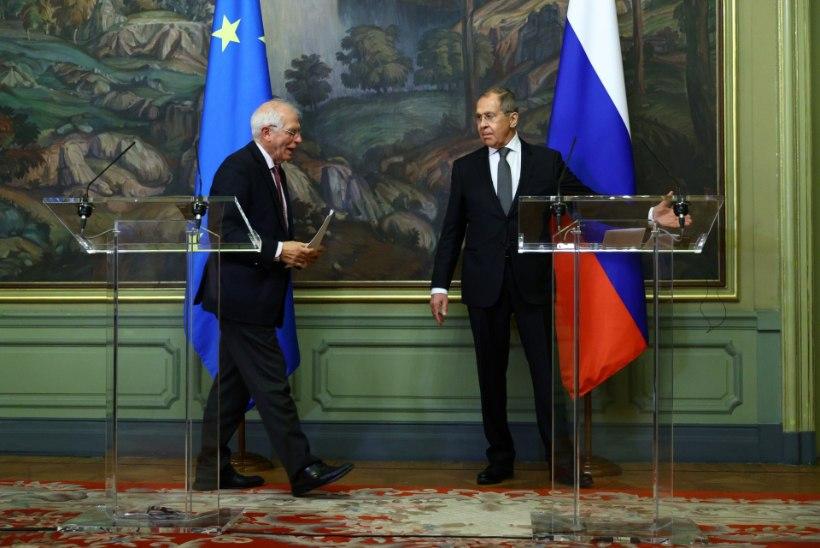 VENEMAA SÜLEKOER? Borrell üritab iga hinna eest Moskva häbi maha pesta, Terras tahab teda pukist kangutada