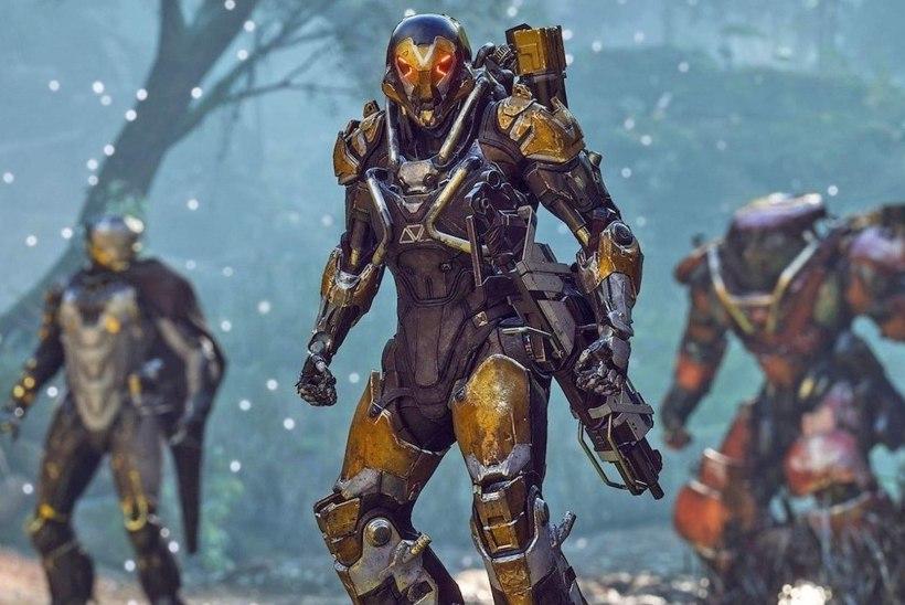 """Electronic Arts otsustab sel nädalal õnnetu """"Anthemi"""" saatuse üle"""
