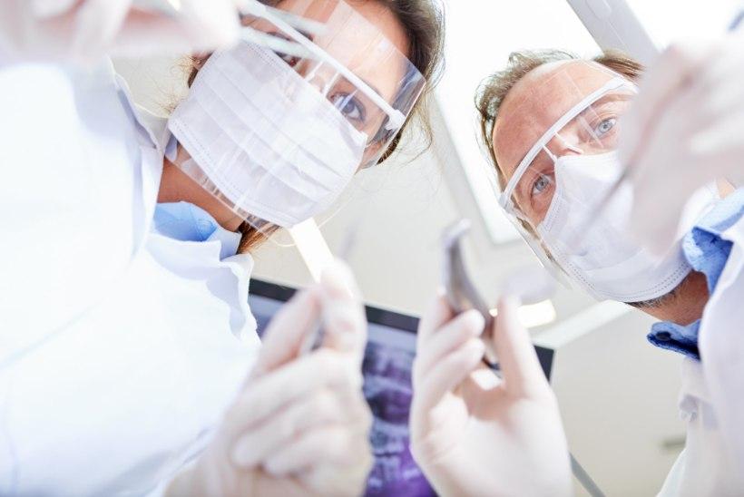 KUI OHTLIK ON KÄIA HAMBAARSTI JUURES? Arst selgitab, mis aitab vältida koroonaviirusega nakatumist